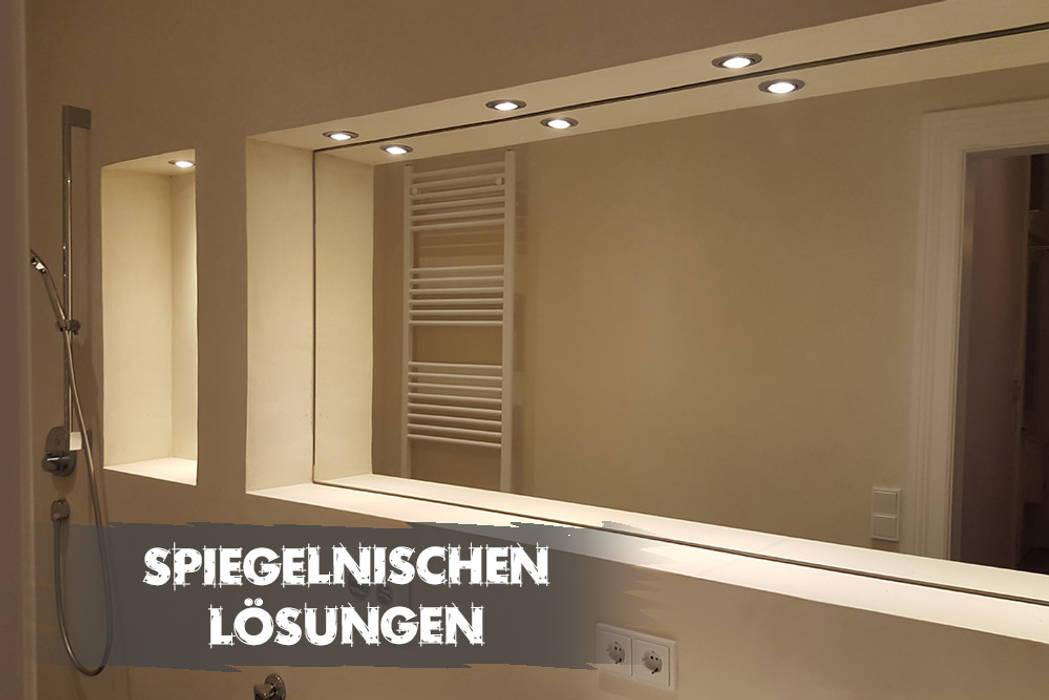 Fugenloses Bad Moderne Badezimmer von Ulrich holz -Baddesign Modern