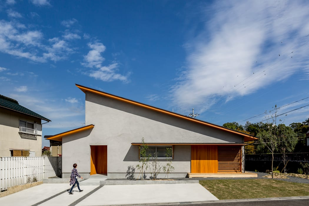 古城ヶ丘の家: HEARTH ARCHITECTS/ハース建築設計事務所が手掛けた家です。