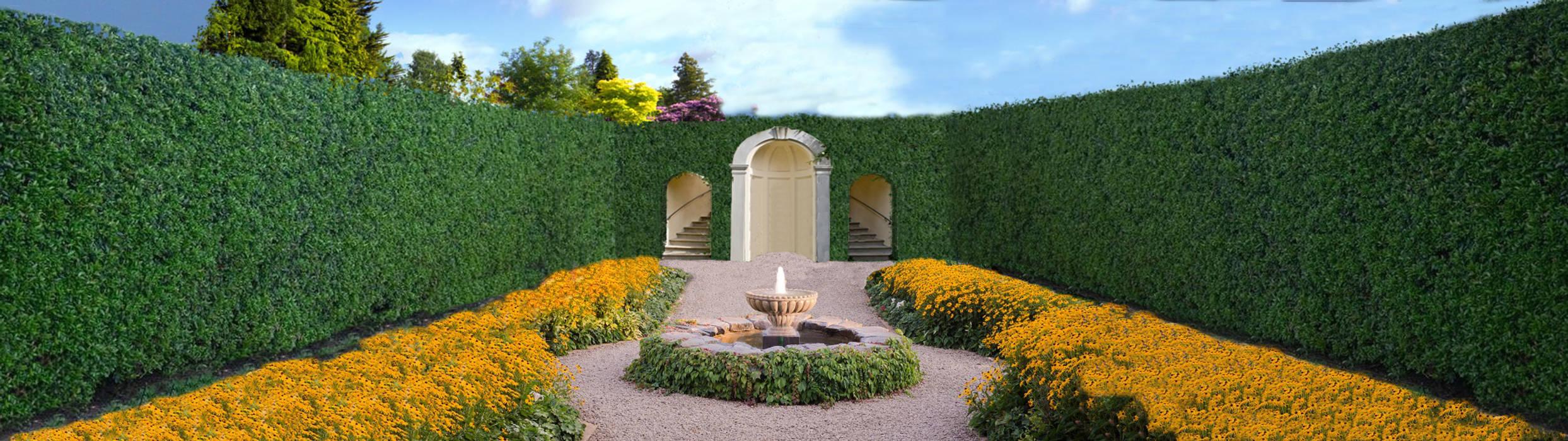 Giardino Di Una Casa giardino segreto giardino eclettico di arch. francesco