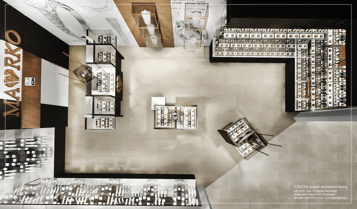 by KOKON zespół architektoniczny Modern