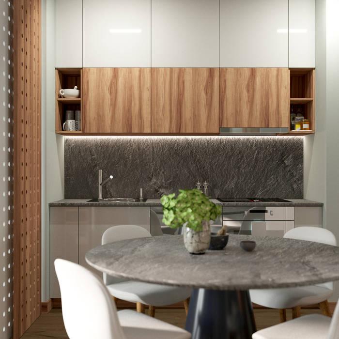 Skandinavische Küchen von Wide Design Group Skandinavisch