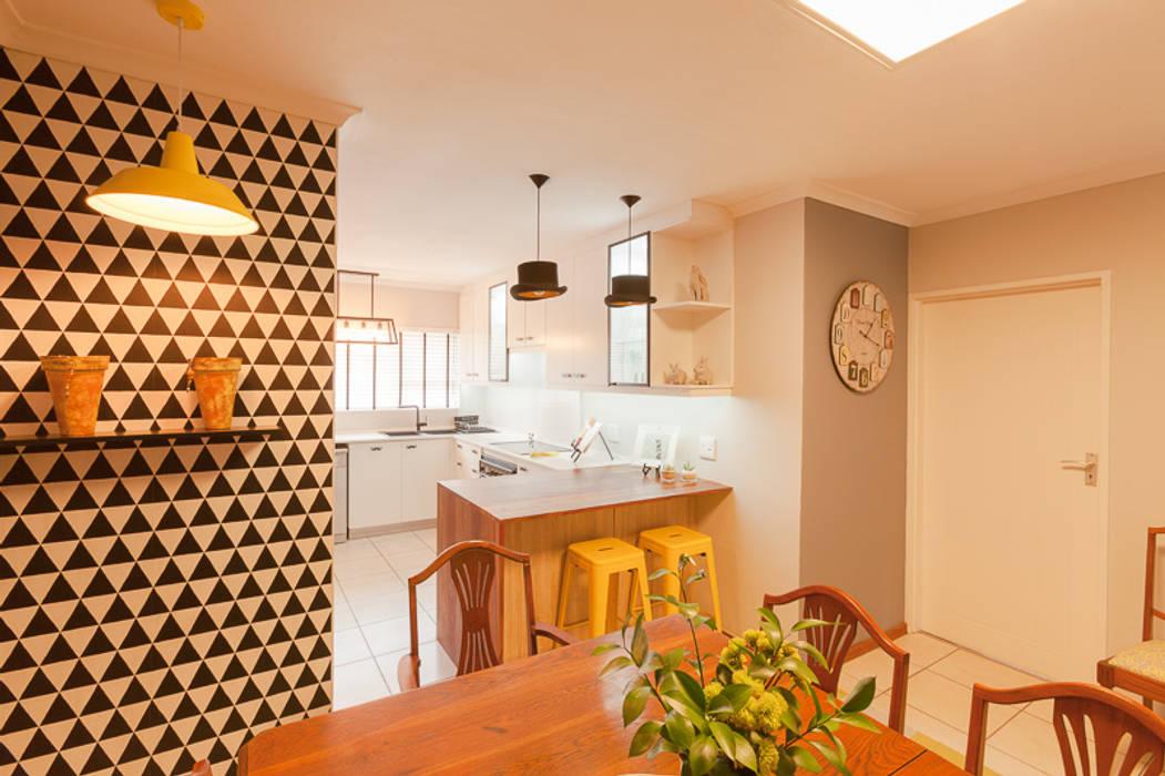 Kitchen by Redesign Interiors