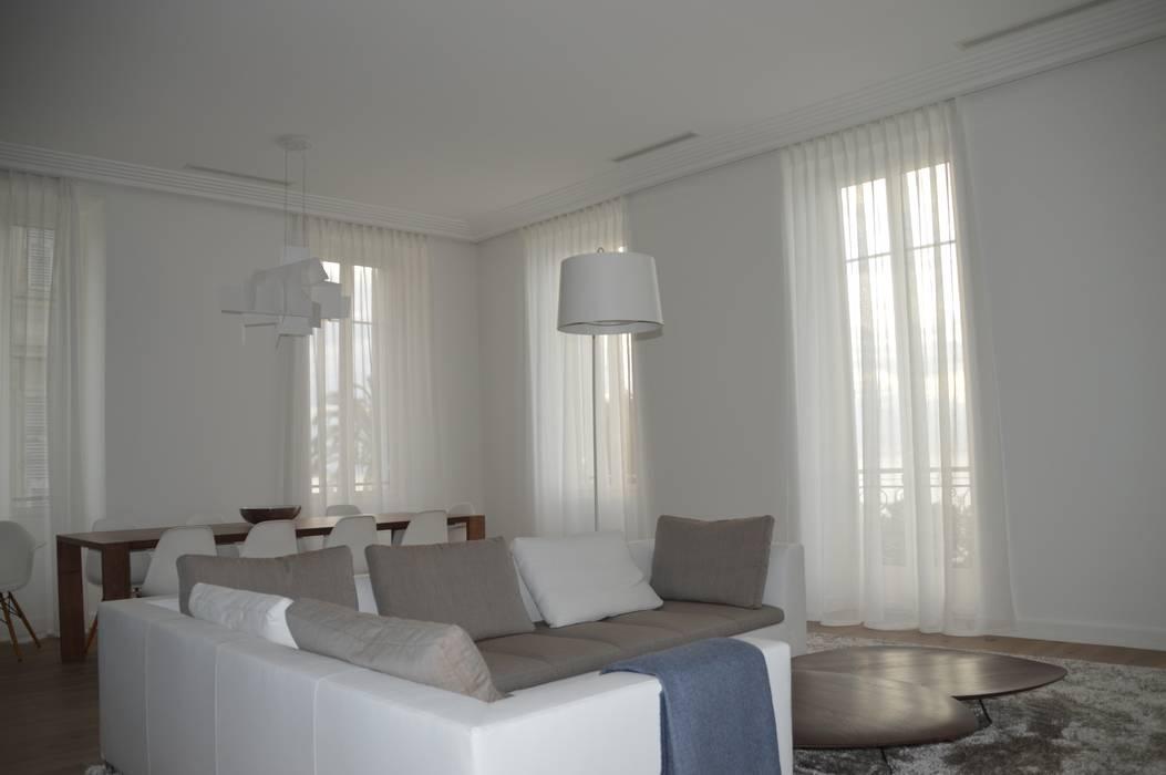 Appartement Promenade Des Anglais Salon De Style Par