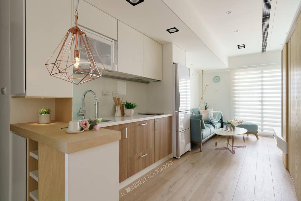台南_住宅空間_德和大邁 Moooi Design 驀翊設計 廚房