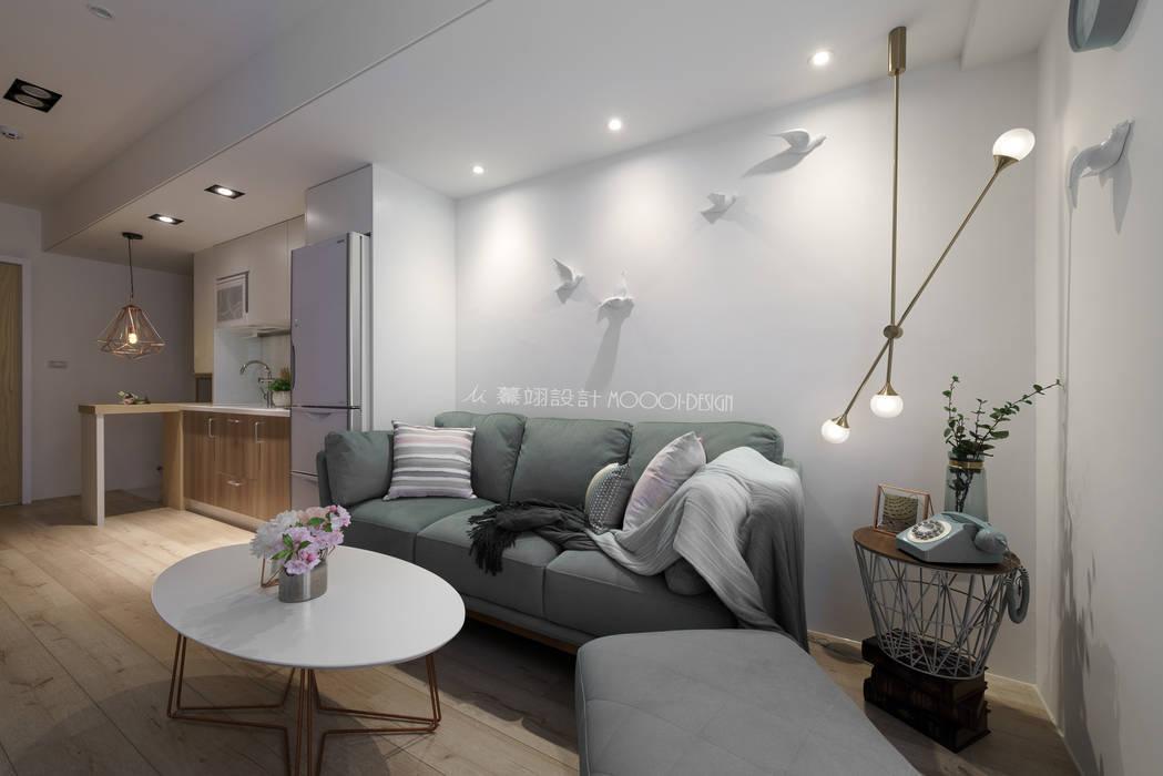 客廳 Moooi Design 驀翊設計 客廳