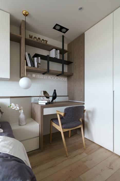 主臥 Moooi Design 驀翊設計 臥室