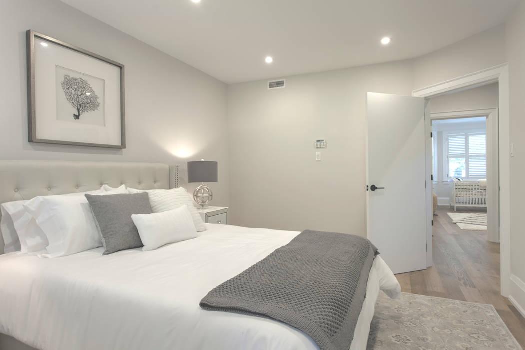 Glen Rd:  Bedroom by Contempo Studio