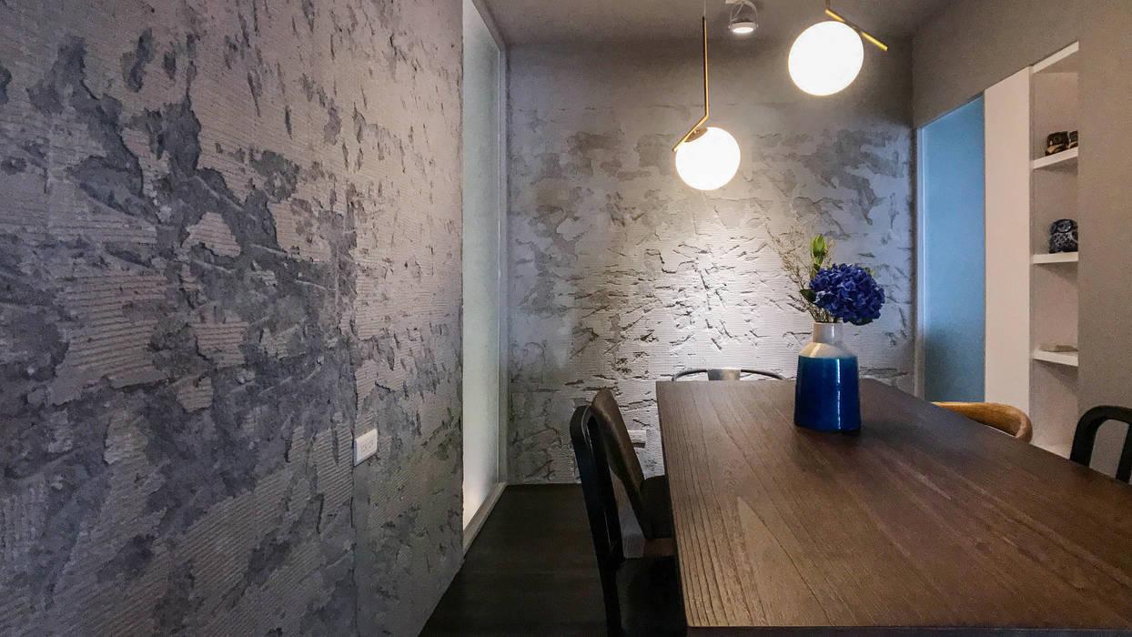 2F 小型包廂:  辦公室&店面 by 見和空間設計