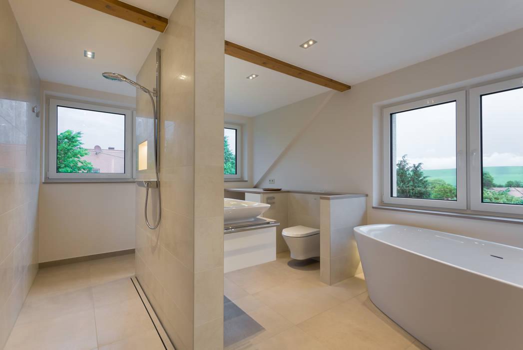 Walk in dusche moderne badezimmer von klotz badmanufaktur ...