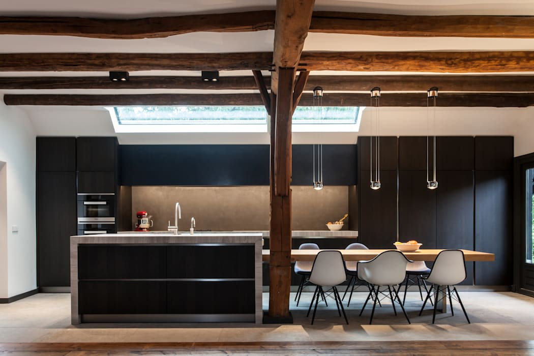 Modern kitchen by bob romijnders architectuur & interieur | homify