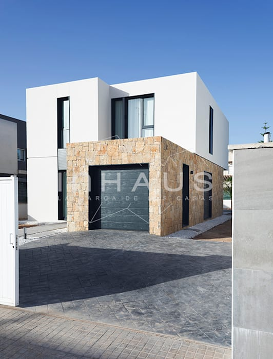 Prefabricated Home By Casas Inhaus Homify