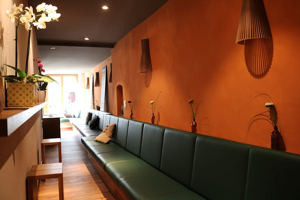 Café inneneinrichtung moderne bars & clubs von wagner möbel ...