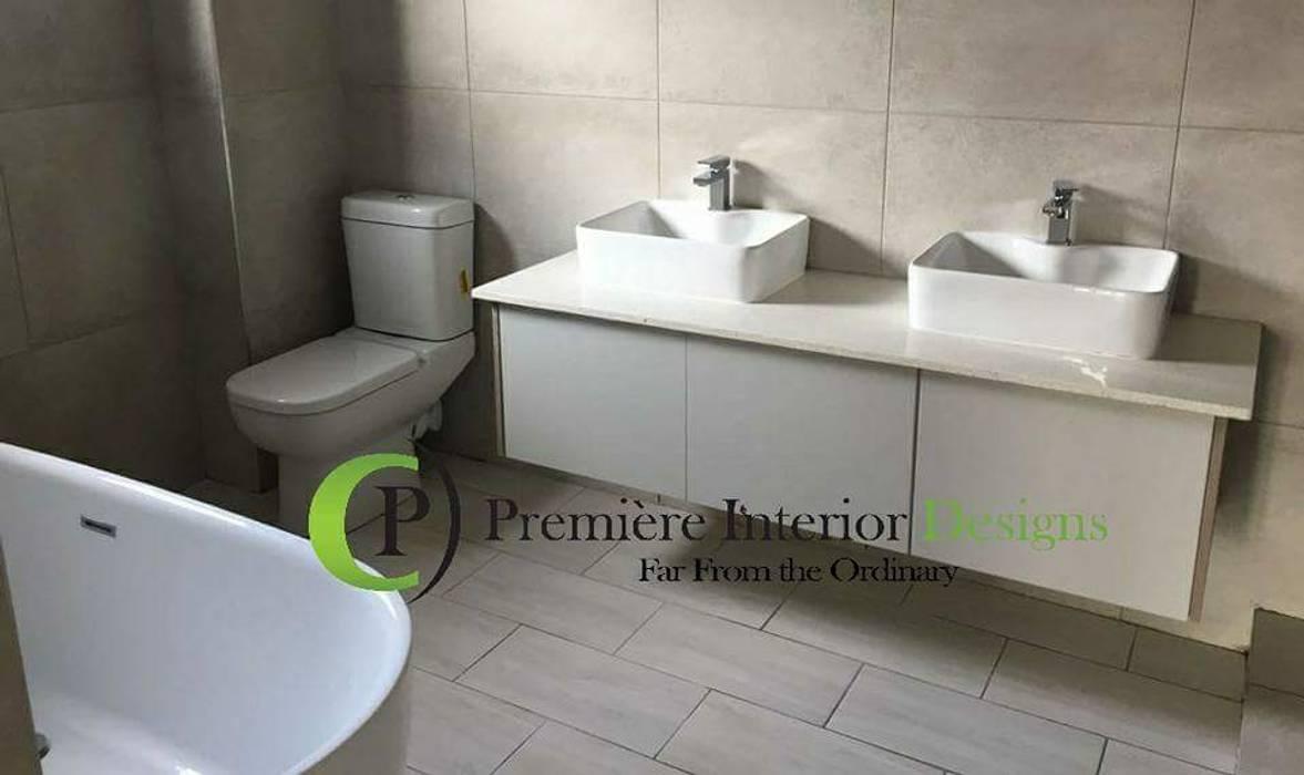 Bathroom by Première Interior Designs,