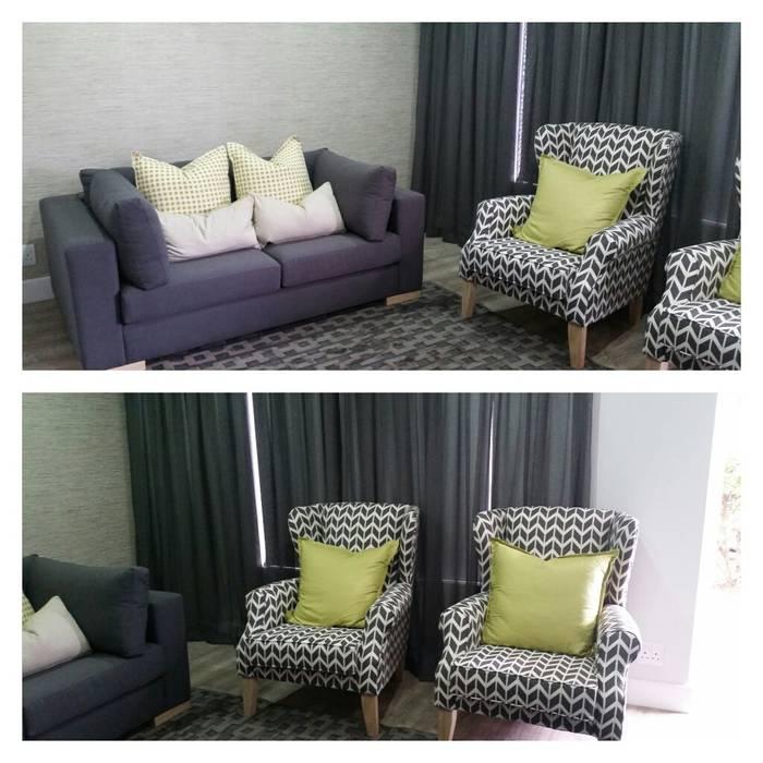 Ruang Keluarga oleh BHD Interiors, Modern