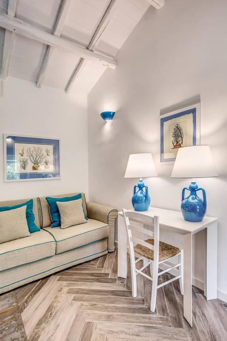 Ruang Keluarga oleh Studio Guerra Sas, Klasik
