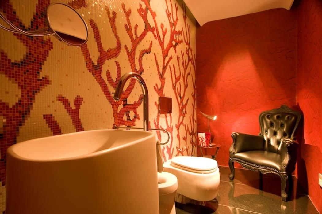 CASA MF: Baños de estilo  por Complementos C.A.,