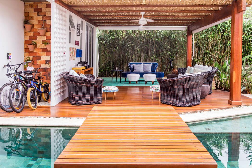 Vista 3 por VN Arquitetura Tropical