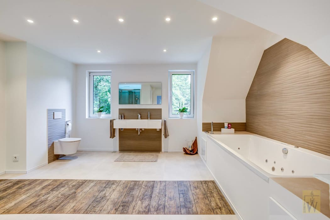 Beleuchtung badezimmer dachgeschoßausbau: badezimmer von lichtja ...