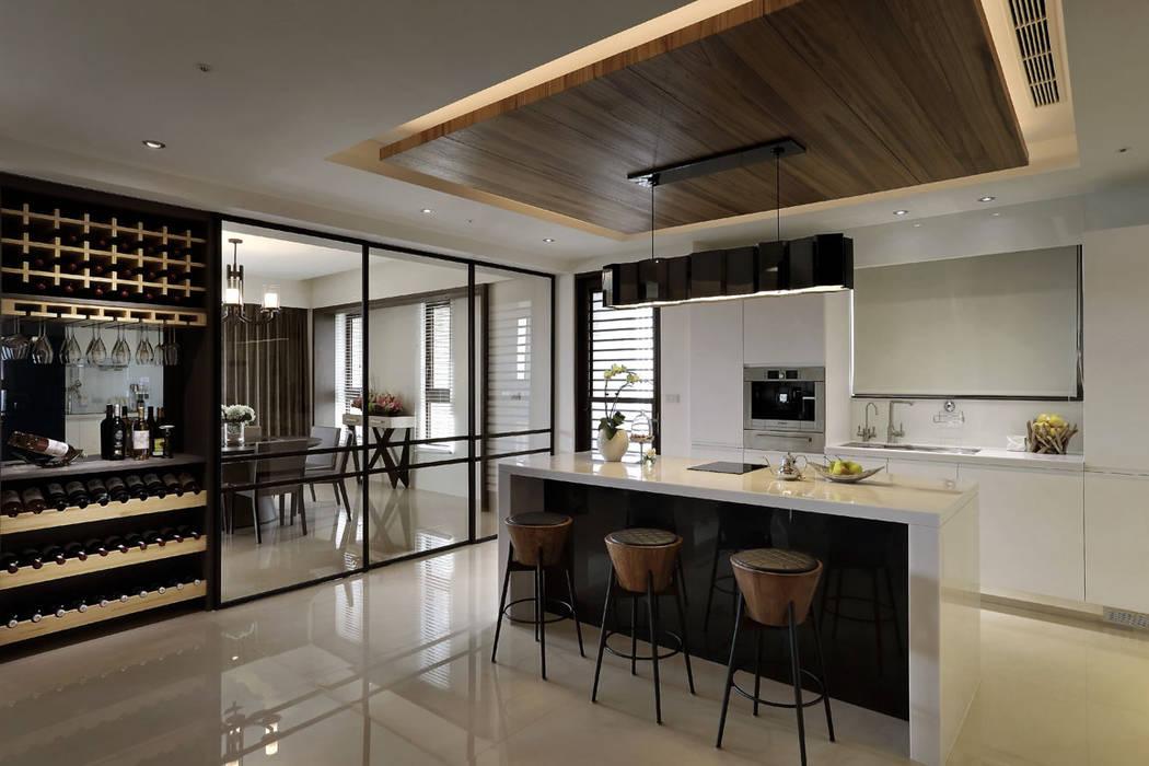Kitchen by 楊允幀空間設計