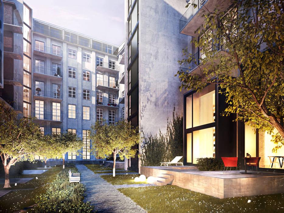 Patios & Decks by JLL Residential Development