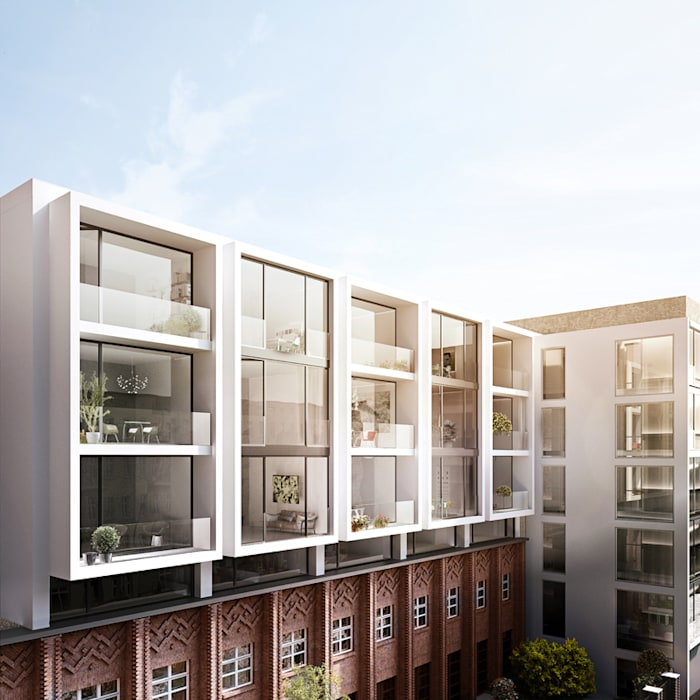 industrial Houses by JLL Residential Development