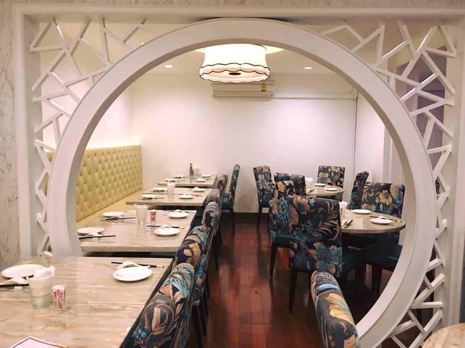 Bamboo spa and little dimsum โดย Glam interior- architect co.,ltd เอเชียน กระเบื้อง
