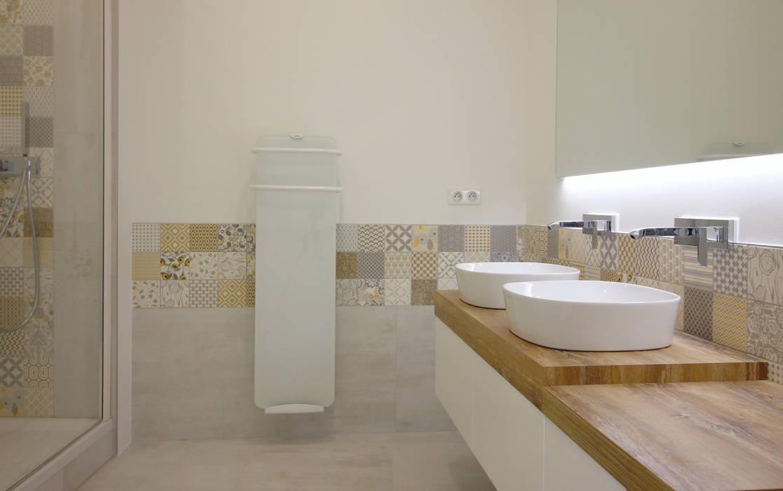Renovation Complete D Un Appartement Haussmannien Salle De Bains