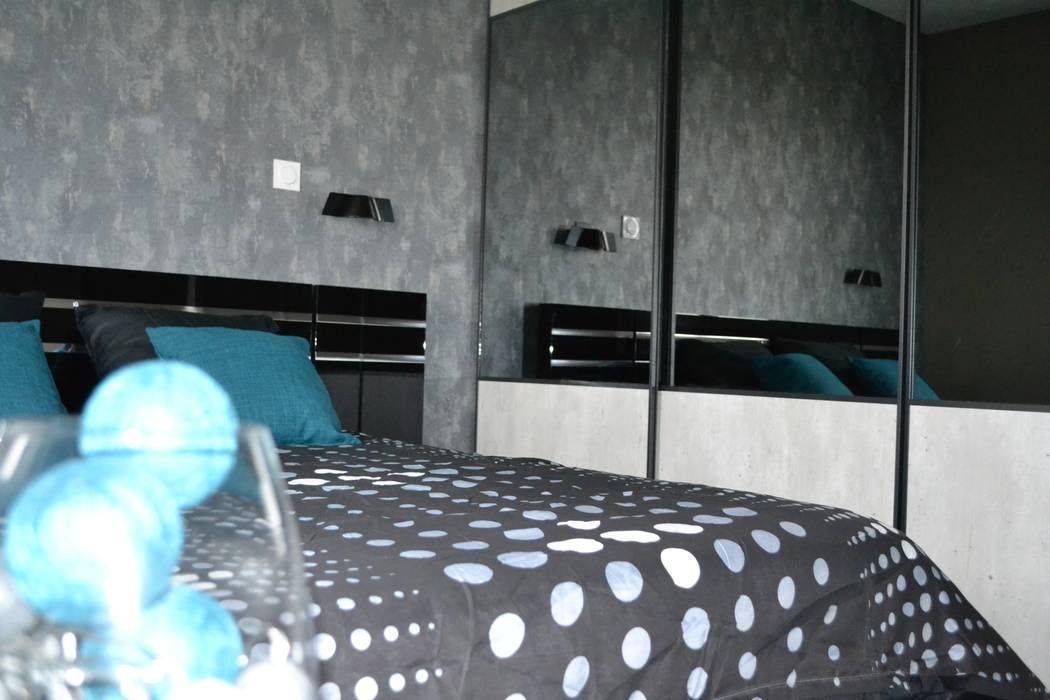 Chambre à coucher: Chambre de style  par KREA Koncept
