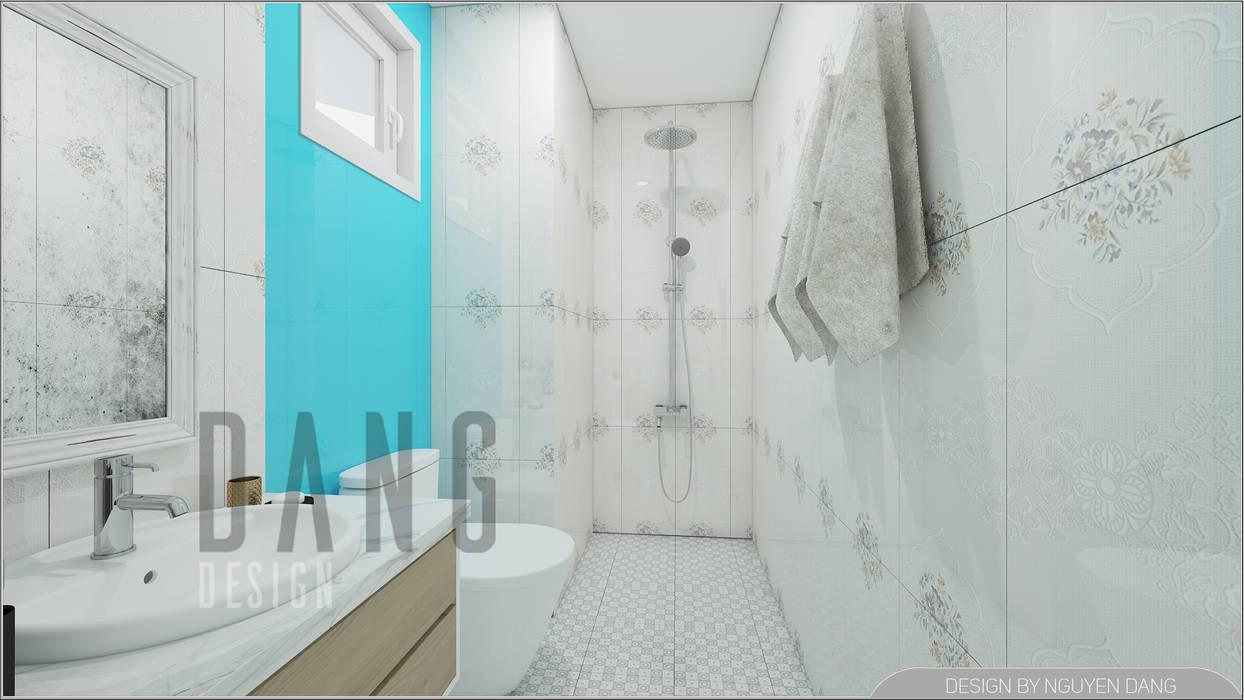 Phòng tắm:  Phòng tắm by DCOR
