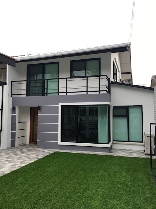 รีโนเวทบ้านมือสอง ให้เหมือนบ้านใหม่ใจกลางกรุง โดย สายรุ้งรีโนเวท