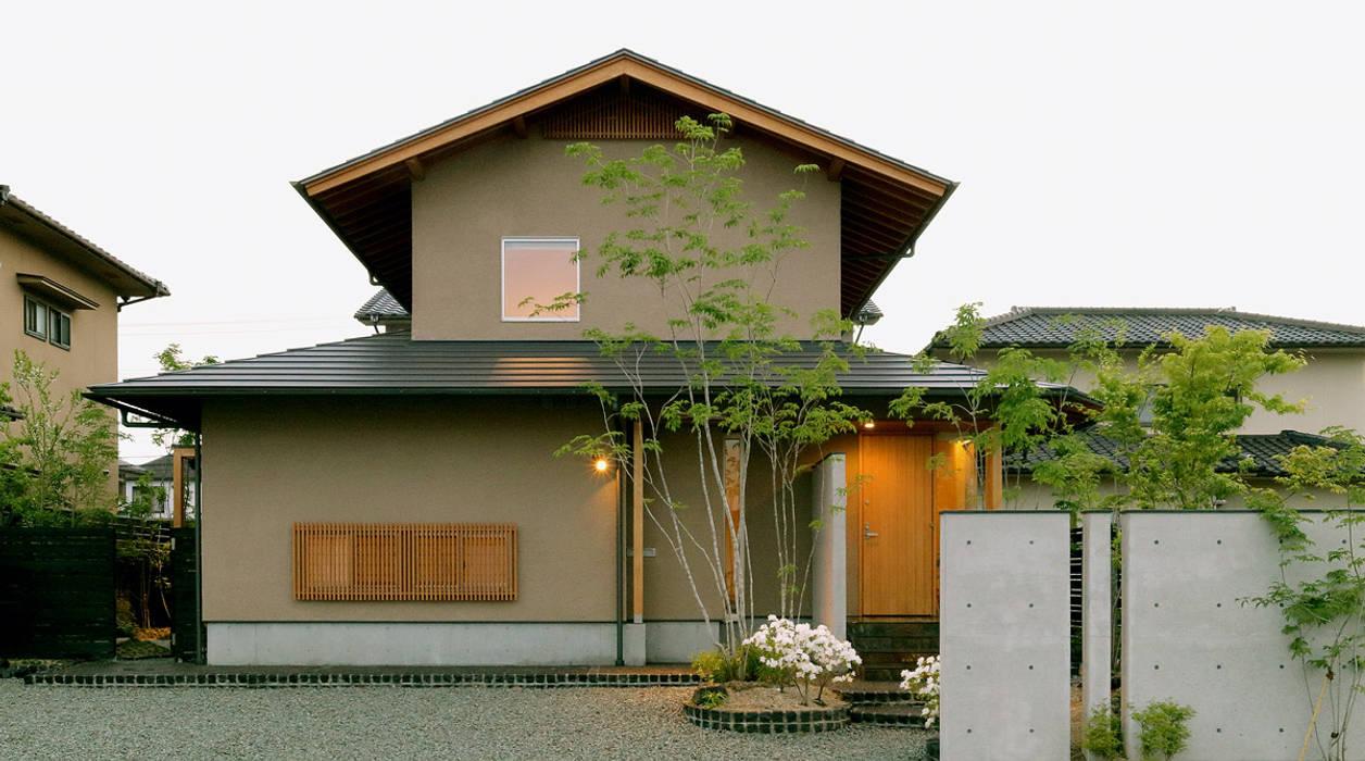 Moderne Häuser von 竹内建築設計事務所 Modern