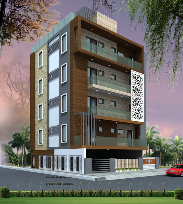 Architectural:   by Design Arch Group,