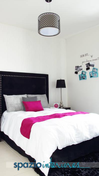 Bedroom by spazio interiores, Modern
