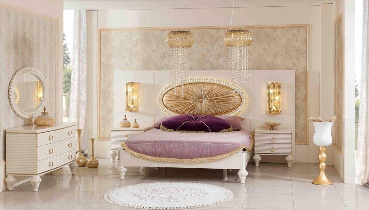 LUXURY LINE FURNITURE – Libadiye Bedroom: modern tarz , Modern Ahşap Ahşap rengi