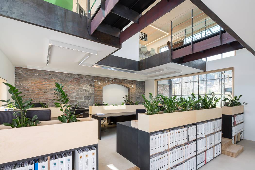 KA - Architektur Büro AUTARC Autengruber Architektur Moderne Bürogebäude