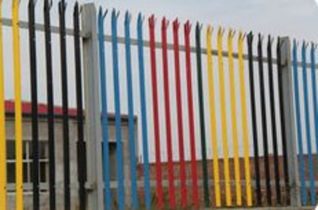 Fencing:  Houses by Nozipho Construction