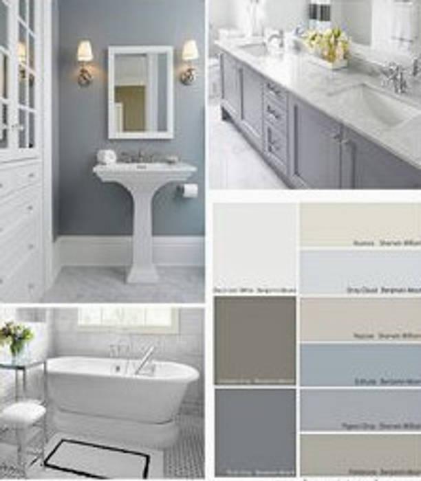 Bathroom Modern bathroom by Nozipho Construction Modern
