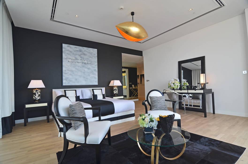 Ashjar 3 - Master Bedroom Dormitorios de estilo moderno de Etcetera Living Moderno