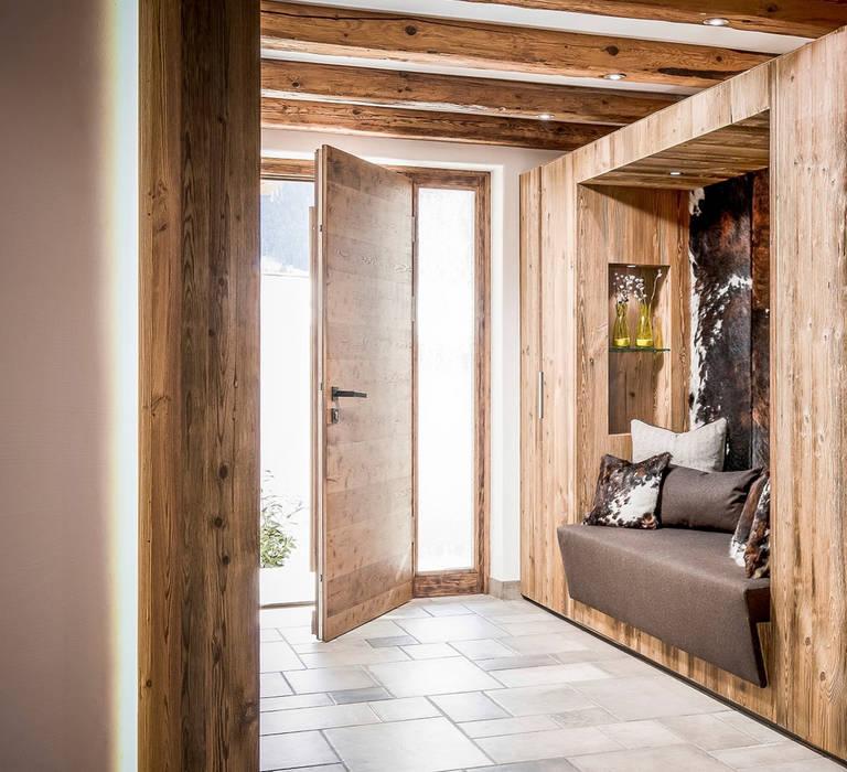 Прихожая комната от ARCHDUET&DA Кантри