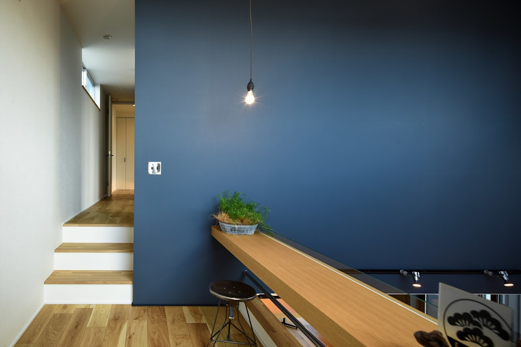 TUB邸: Sen's Photographyたてもの写真工房すえひろが手掛けた書斎です。