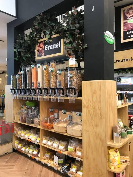 Gastronomi Modern Oleh Ecologik Modern Kayu Wood effect