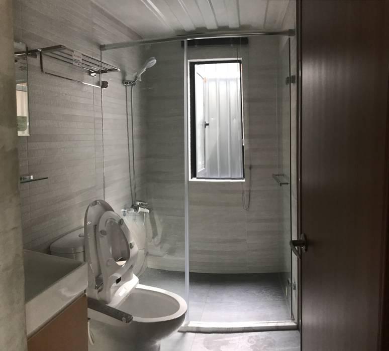 石方室內裝修有限公司 Industrial style bathroom