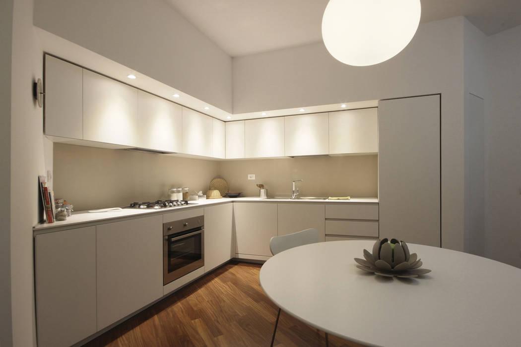 Ristrutturazione completa di una casa a firenze cucina in stile