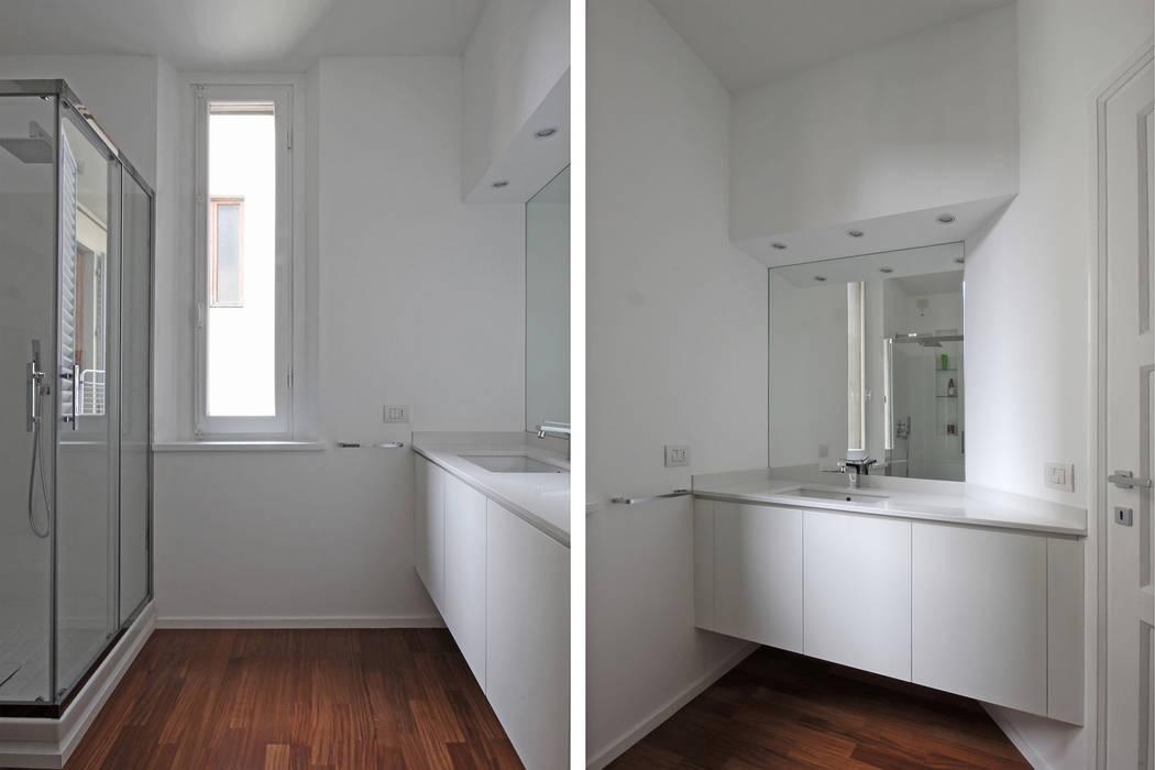 Minimalist style bathroom by JFD - Juri Favilli Design Minimalist