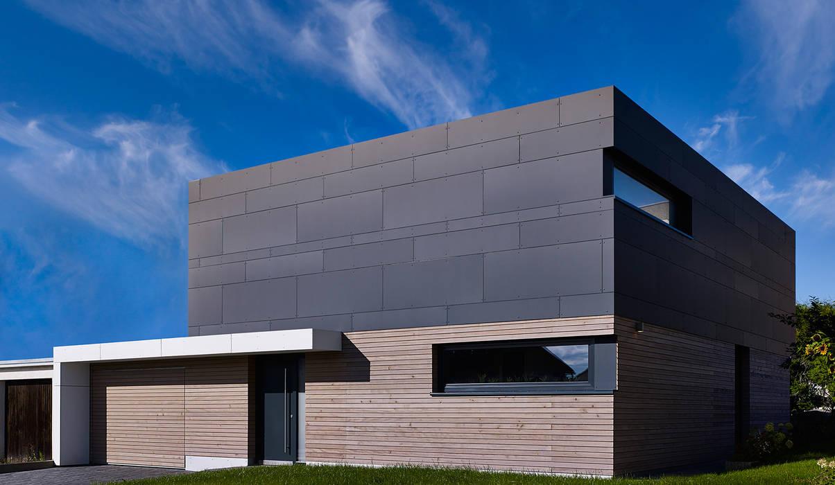 Ansicht Nord-Ost:  Häuser von CIP Architekten Ingenieure