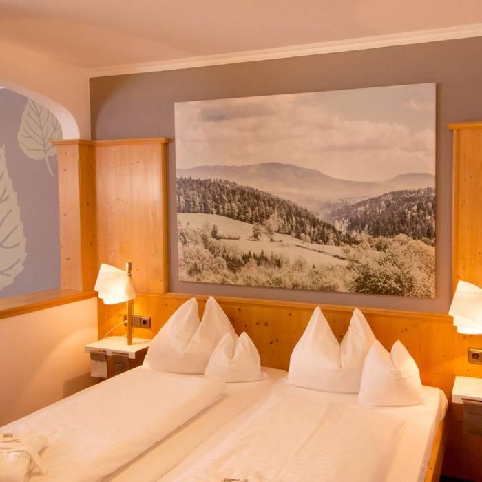 Lichtplanung hotel lindenwirt: landhausstil schlafzimmer von licht ...