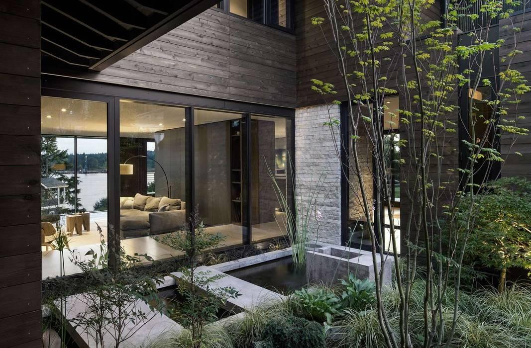 Aménagements extérieur: terrasse von ecologic city garden ...