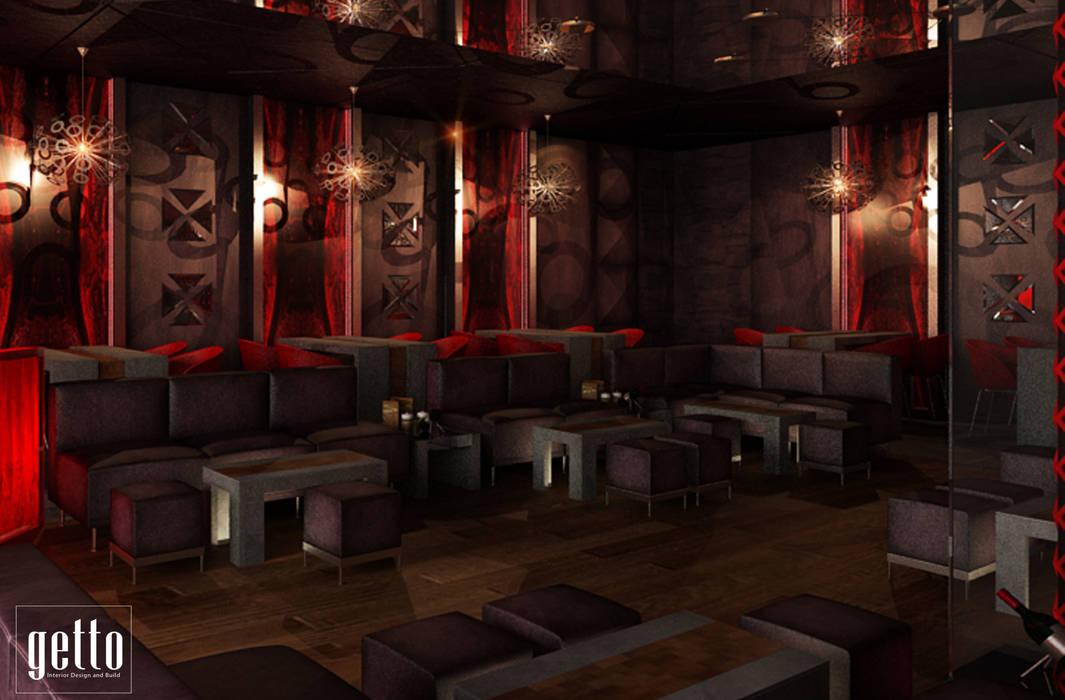 Popular The Mansion: Bar & Klub  oleh Getto_id, Modern Kaca