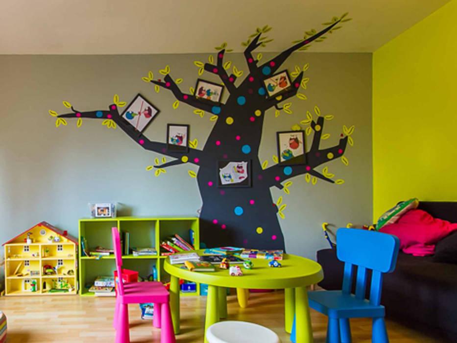 Peinture Murale   Décoration Salle De Jeux   Assistante Maternelle: Murs U0026  Sols De Style