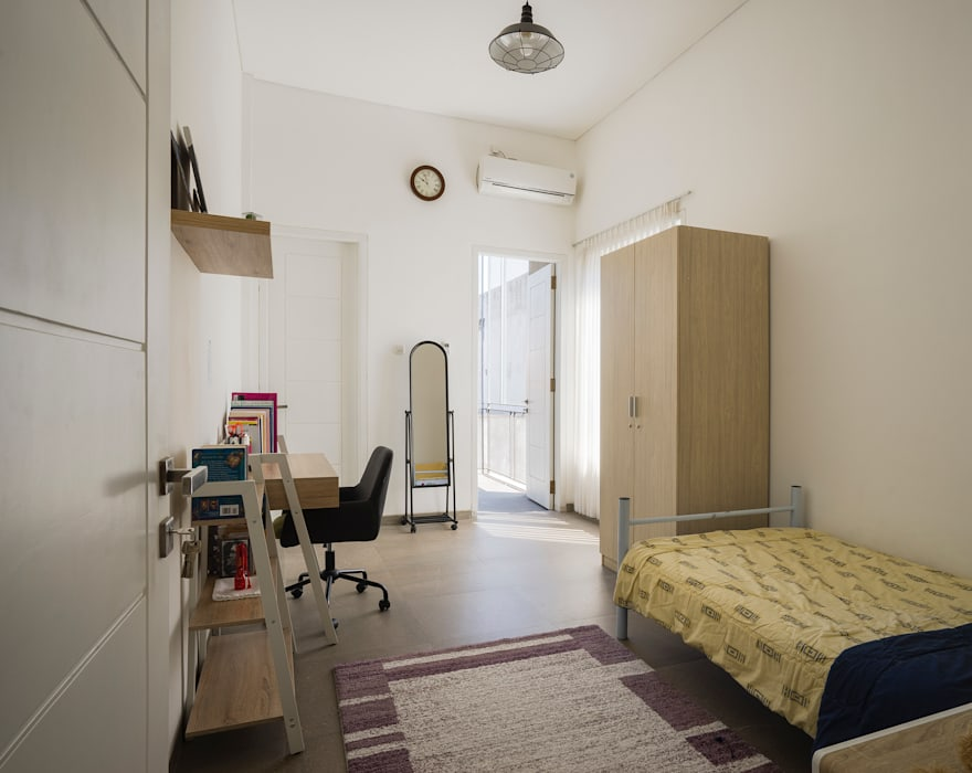 Kamar Tidur Anak 1 Oleh CV Andyrahman Architect